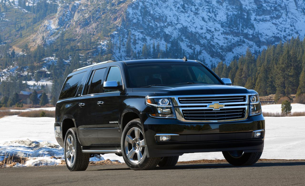 2015 chevy suburban ltz. Black Bedroom Furniture Sets. Home Design Ideas