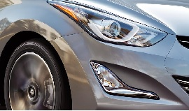 2014 Hyundai Elantra Limited exterior.jpg