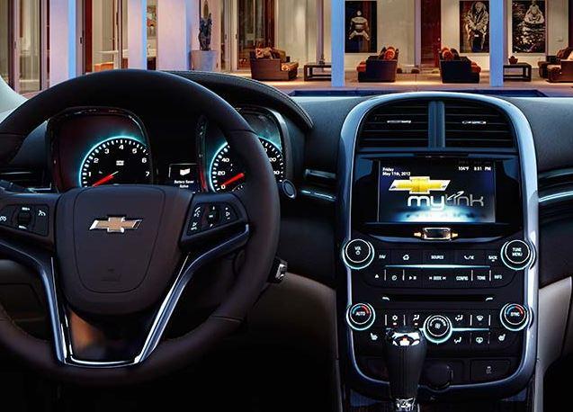Chevrolet Malibu 2014 Interior 2014 Chevrolet Malibu l Sales