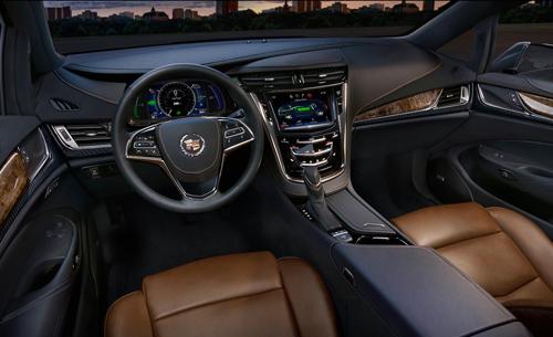 Overview - 2014 Cadillac Escalade l Denver Area l ...2014 Cadillac Escalade Redesign Interior