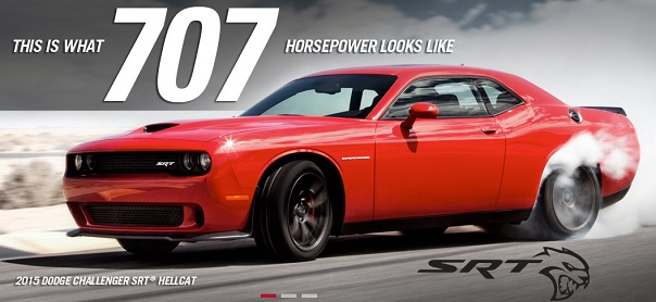 2015 Dodge Challenger SRT Hellcat Colorado Springs