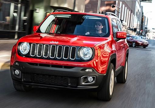 2015 Jeep Renegade Service Colorado