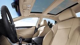Westland 2014 Hyundai Sonata Hybrid interior.jpg