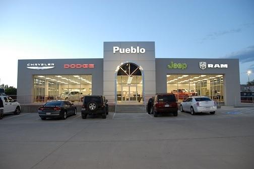 Jeep Dealer Near Colorado Springs