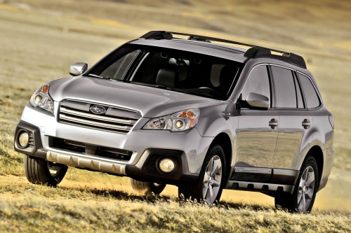 Subaru Outback Serving Colorado Springs Fuel Economy