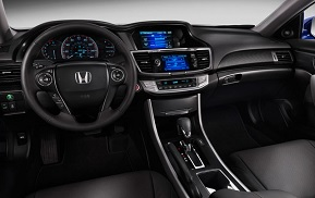 2014 Honda Accord Coupe Interior