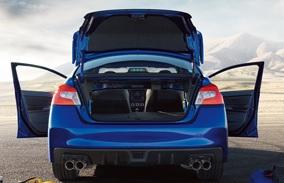 2015 Subaru Imprezza WRX STI Interior