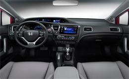 Honda Pilot Interior